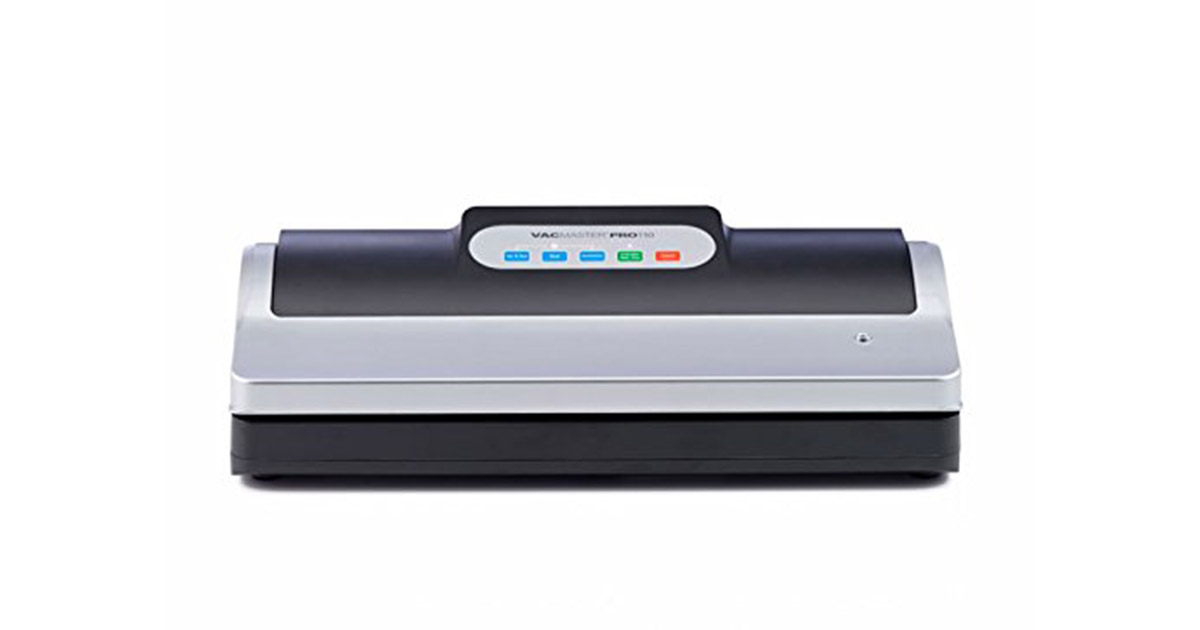 VacMaster PRO110 Suction Vacuum Sealer image
