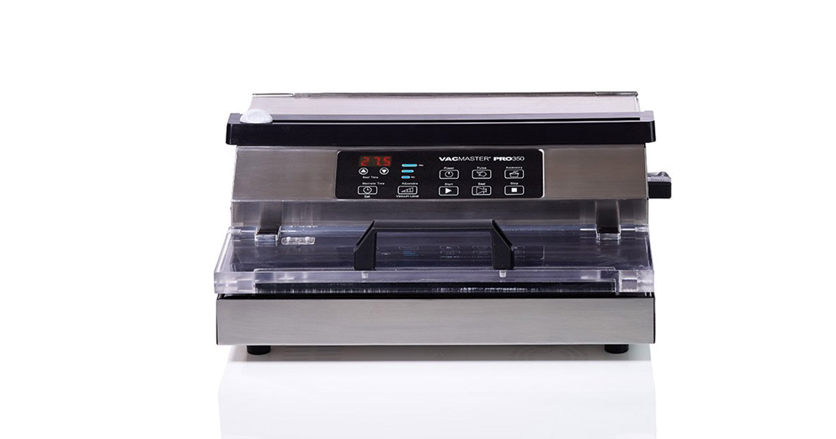 VacMaster PRO350 Suction Vacuum Sealer image