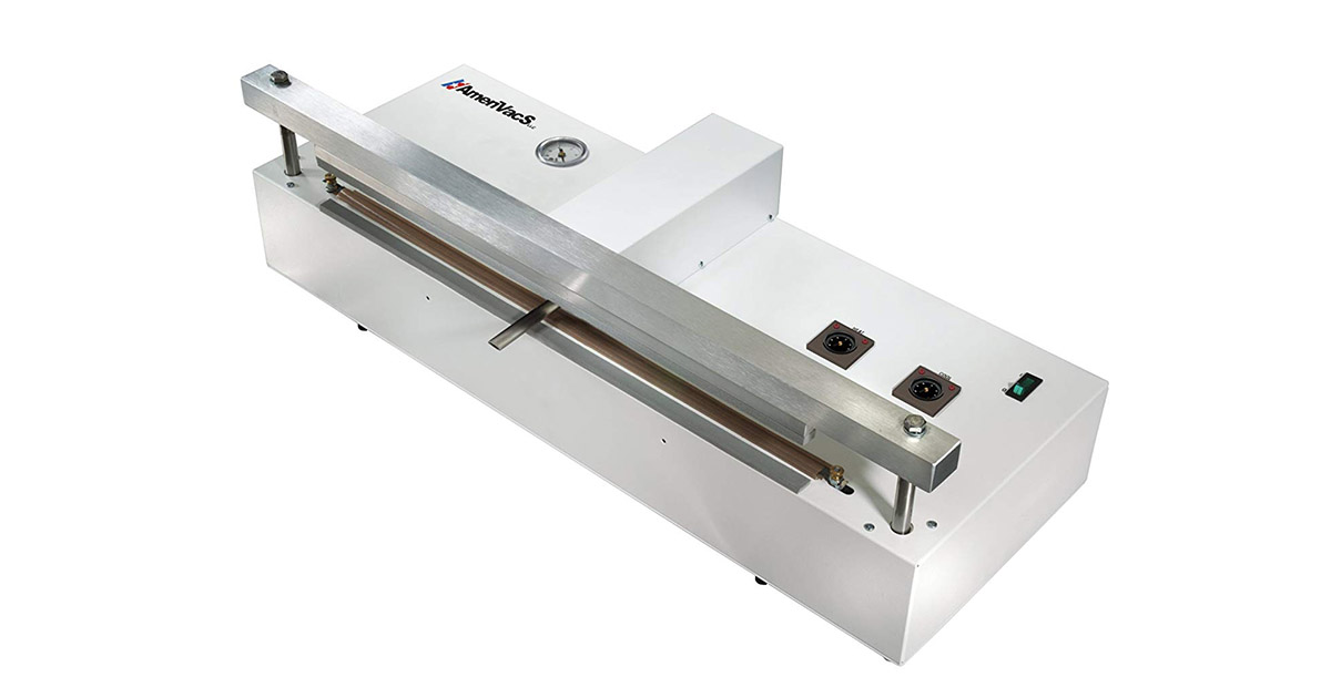 AmeriVacS AVS 20 Retractable Nozzle Vacuum Sealer image