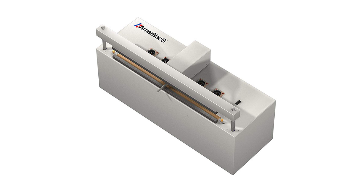AmeriVacS CAVS 20 Retractable Nozzle Vacuum Sealer image